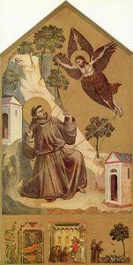 Le Stigmate di san Francesco